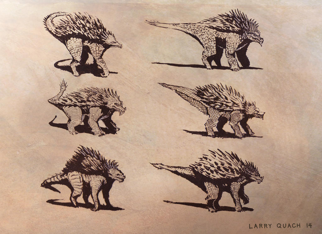 Anguirus Thumbs by NoBackstreetboys