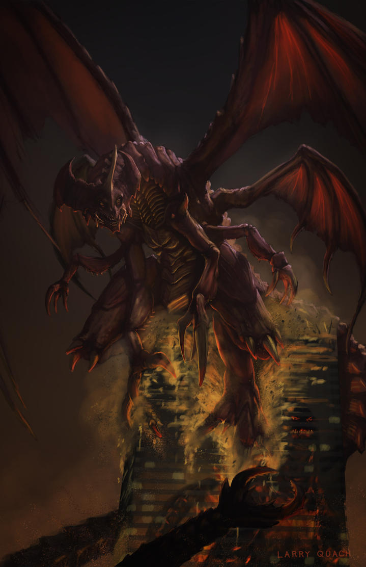 Destroyah Redesign by NoBackstreetboys - 121.4KB