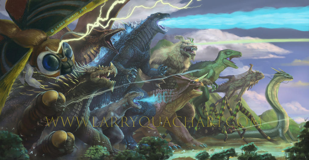 Monster Island Crew by NoBackstreetboys