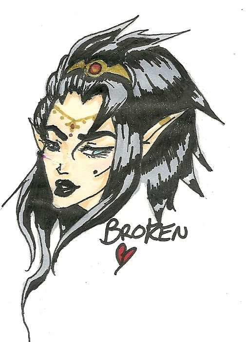 Broken - G.O Avi by fluffy-lover