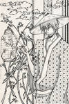 Yaichi's lantern by Mimioni