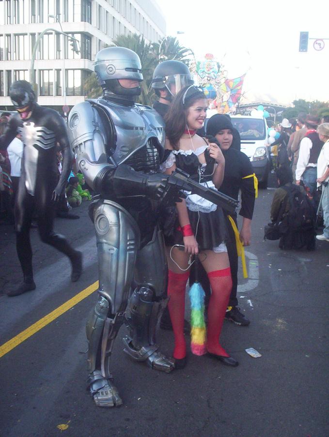 Robocop by RoseDarkDragoon
