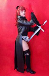 Prepare to confront my sword