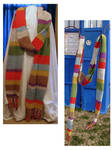 Doctor Who: Fourth doctor's scarf