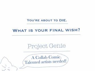 Project Genie. Help Wanted! by Mustardman8