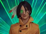 Commission - Turok: Danielle Fireseed by LeoArti