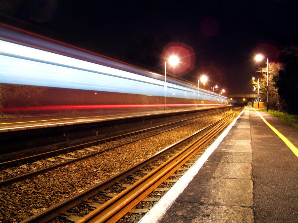 Train by Pyromaniax