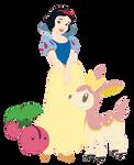 Pokemon Gym Leader : Snow White