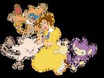 Pokemon Challenger : Jane