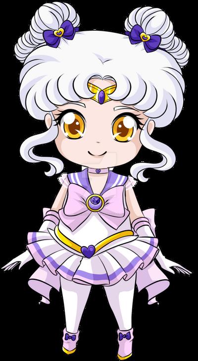 Super Sailor Neo Crystal