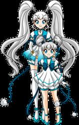Sailor Platinum Rabbits