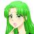YANDERE SIMULATOR|Midori Gurin - F2U Icon