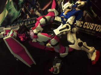 The Gundam Battle