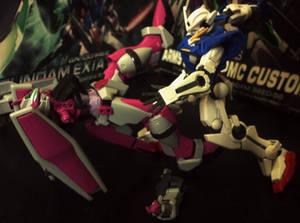 The Gundam Battle
