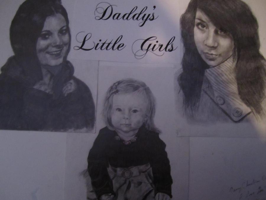 Daddy's Little Girls by BrittanyAnnxOx