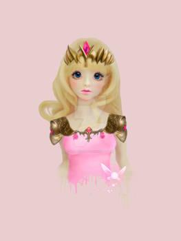 Pink Princess Zelda