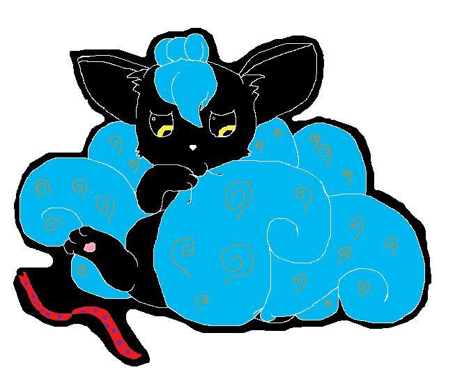 meow for Meownya by kadajfreak