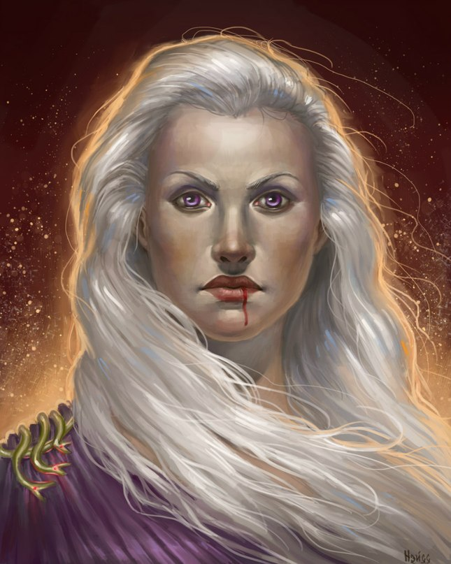 Daenerys Targaryen by Naiss-Ryokkheym on DeviantArt
