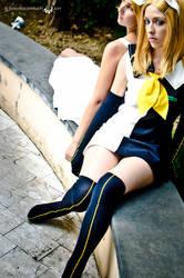 Meltdown: Rin Kagamine 2 by Adurnah
