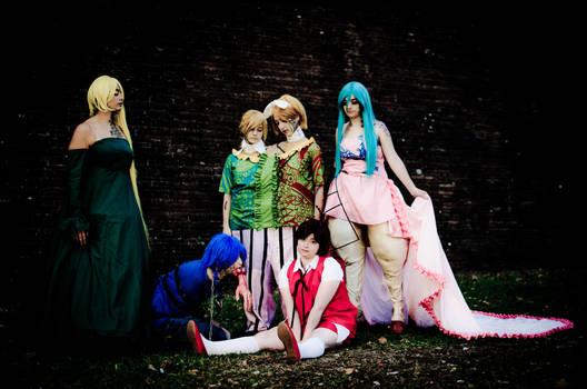 Vocaloid: Dark Woods Circus cosplay