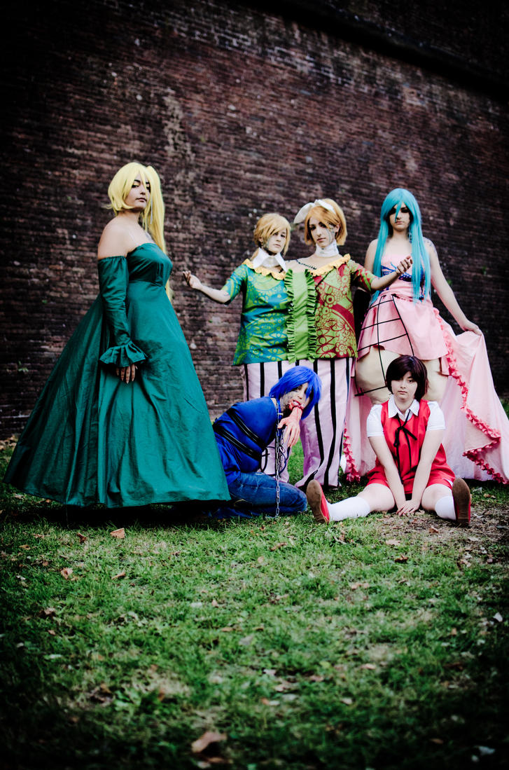 Vocaloid: Dark Woods Circus cosplay III by Adurnah