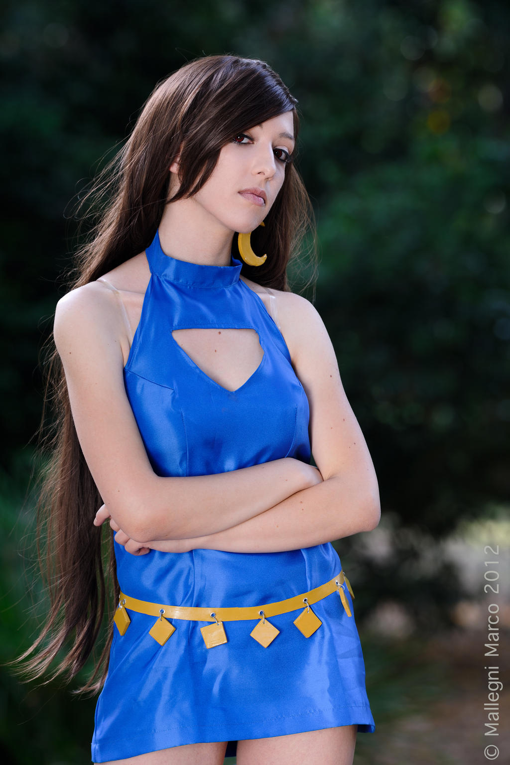 Final Fantasy VII: Wall Market Tifa cosplay by Adurnah
