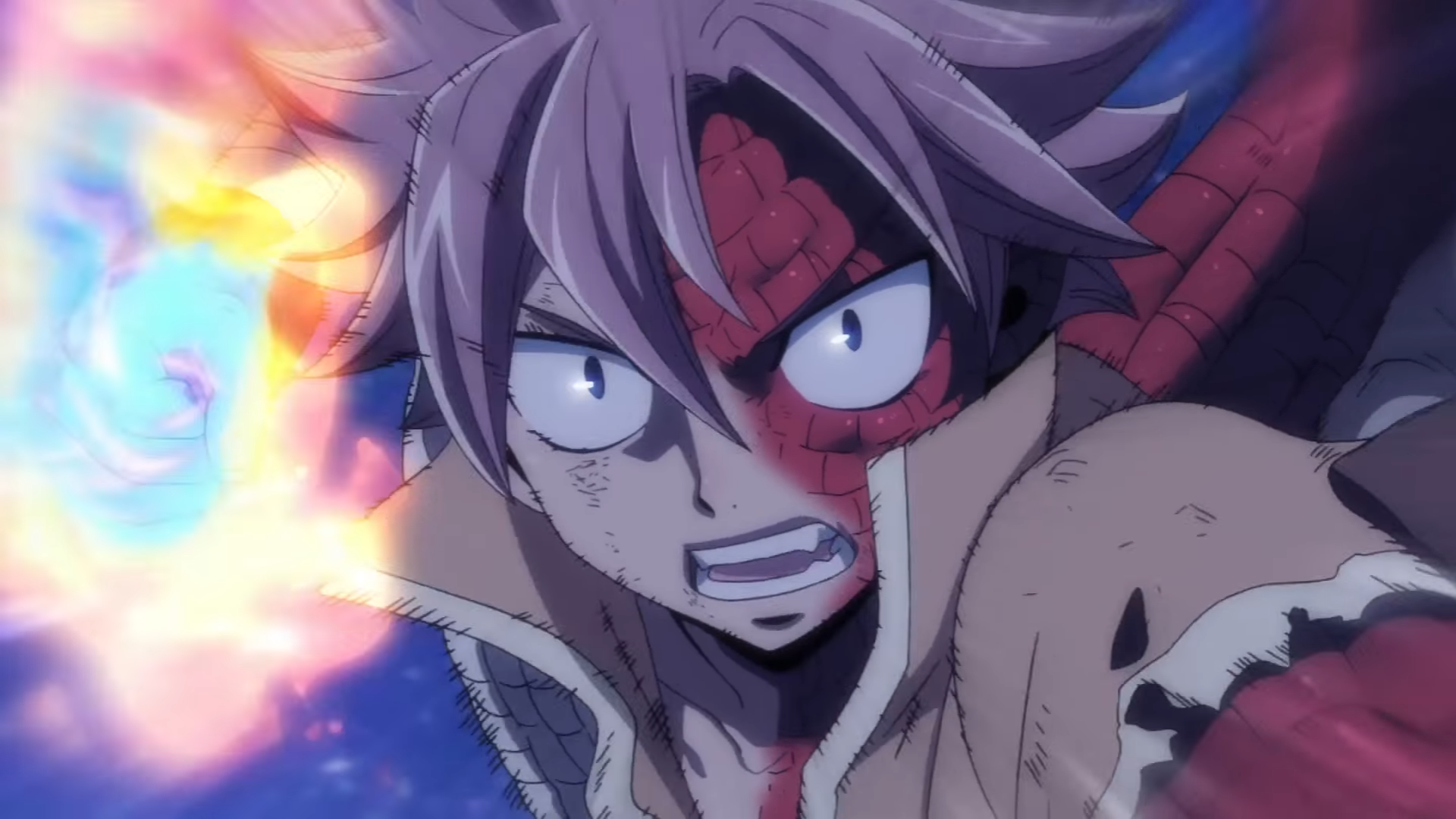 Dragon Cry Natsu With Url For Trailer Movie By Kox Bori 3219 On