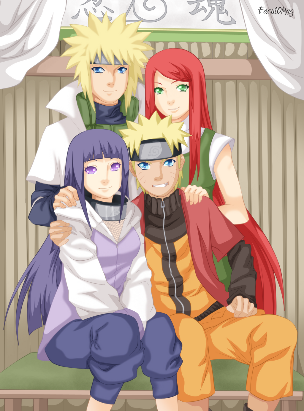 naruto family video - HD 1024×1386