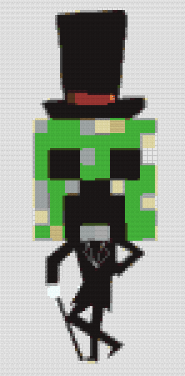 Mr. Creeper by BannerWolf