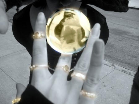 Golden Tara by wiseyuna