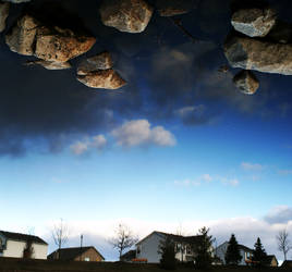 When Rocks Fall From the Sky