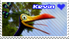 Kevin Stamp by Dinogaby