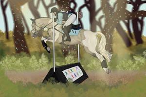 .:Too Easy:. by Horseandponyshow