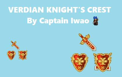 Verdian Knight's Crest by CaptainIwao