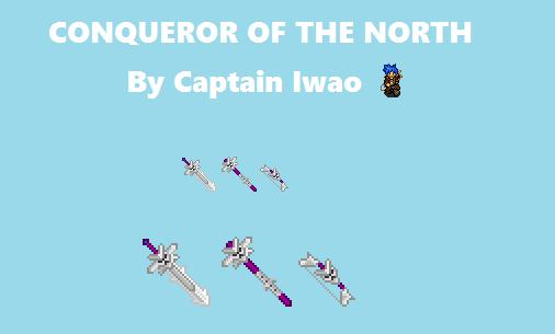 Conqueror of the North by CaptainIwao