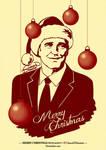 Xmas card 3 - A very Coulson Christmas (2012)