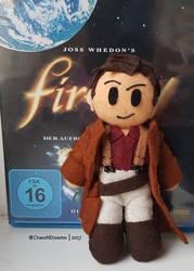 Firefly: Mal Reynolds plushie [2017]