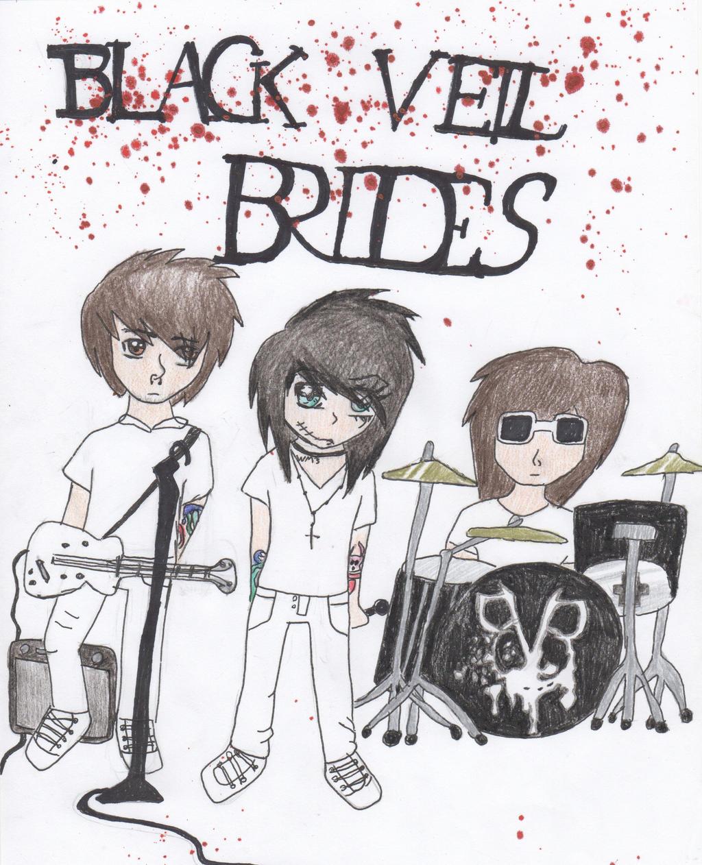 black veil brides 2017 poster - photo #27