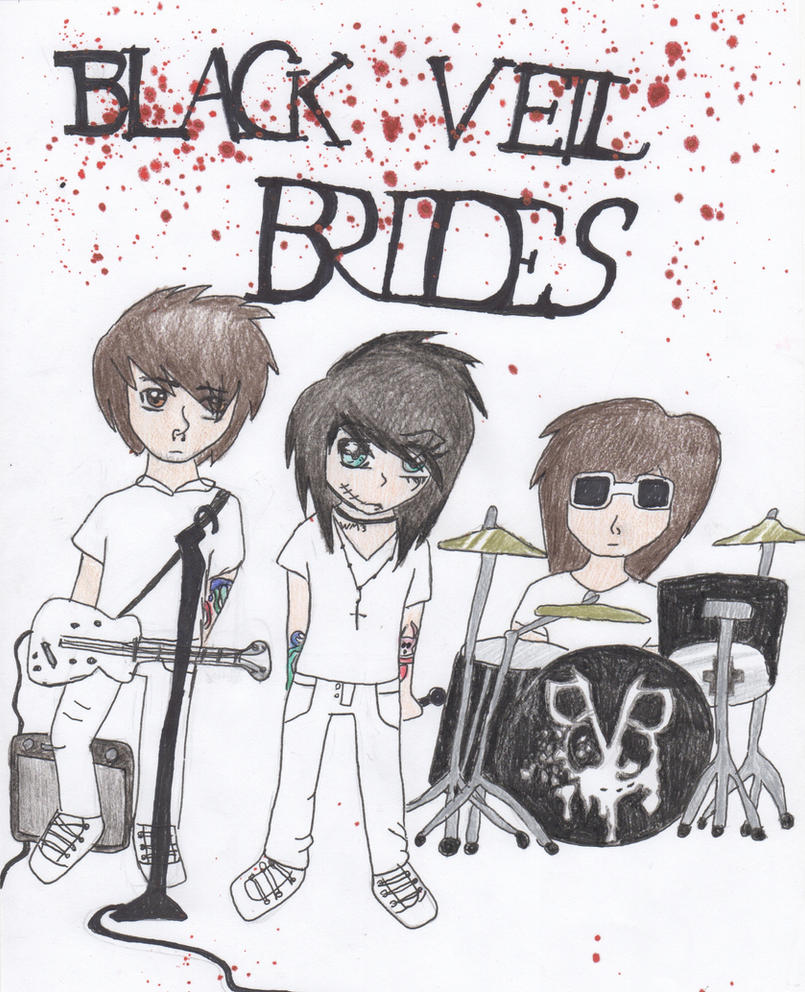Veil Brides Knives And Pens 87