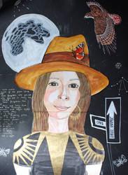 Hawk woman 2