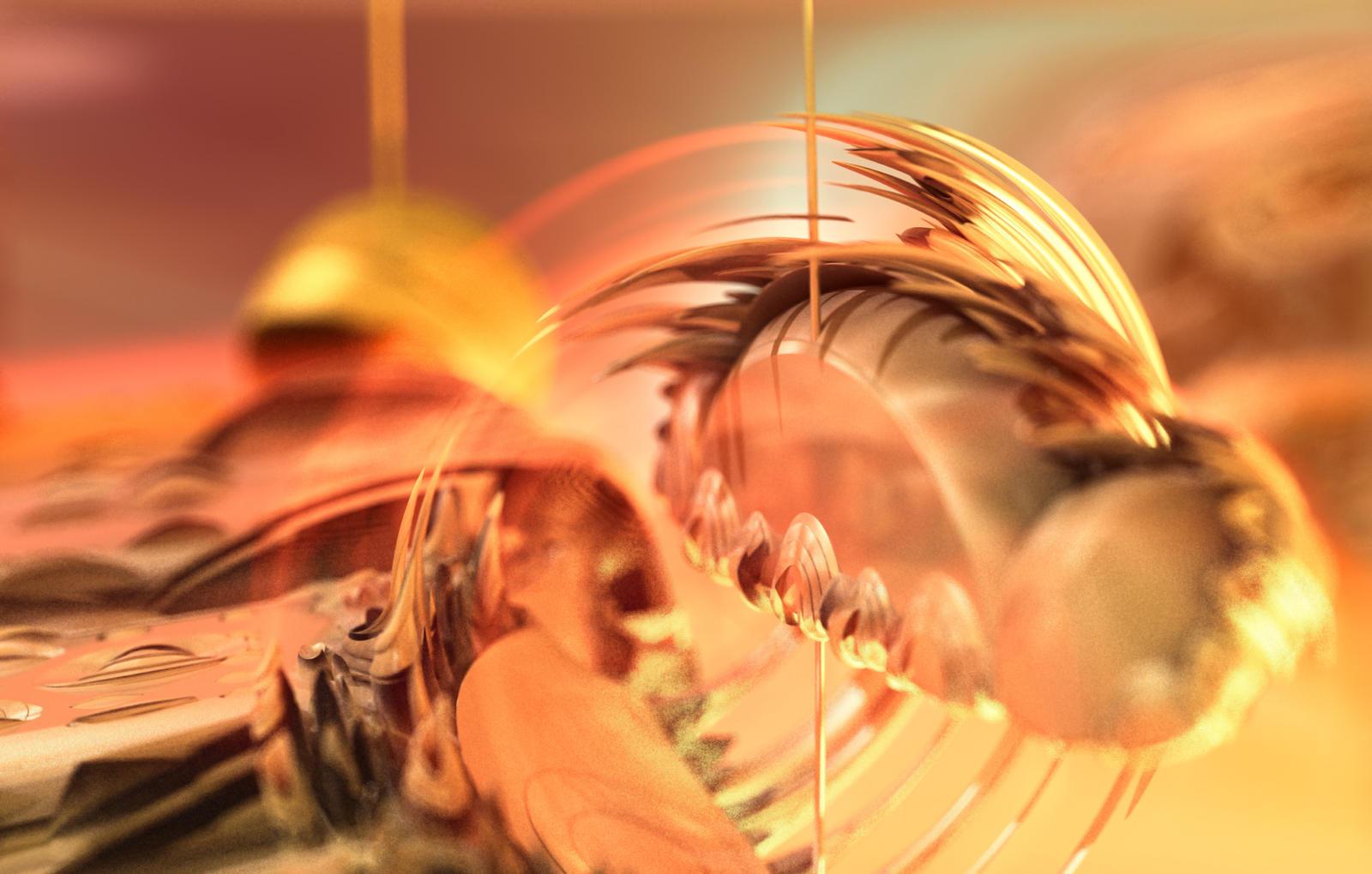 Shiny bug transfixed by entomological pin by mic-art