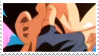 Vegeta Facepalm stamp by HybridYuki