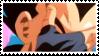 Vegeta Facepalm stamp by HybridYuki