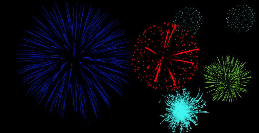 Firework Explosion