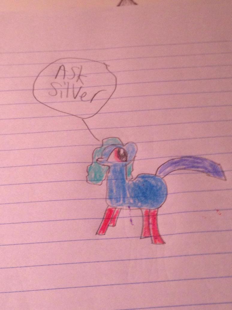 Ask Silver by TheBlackRose34
