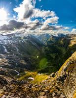 Geirangerfjorden-norway by Aliz1