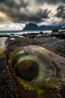 The eye in Uttakleiv-Lofoten by Aliz1