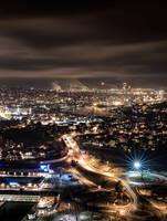 Porsgrunn city