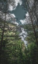 Tjrnadalwaterfall