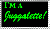 Juggalette Stamp by WICKEDCLOWN957